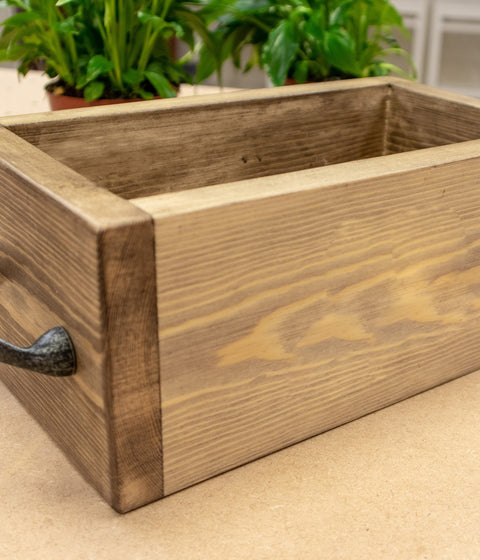 Make a Wooden Planter - Beginners Woodworking Course