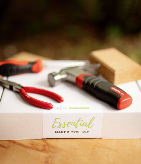 Essential Maker Tool Kit for Kids