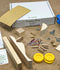 Wooden car making kit from Ash & Co Workshops