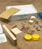 Scrappy Races car making kits teach woodworking skills through a fun creative family activity