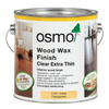Osmo Wood Wax Clear Extra Thin