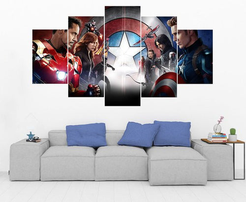 The Avengers 2 - Marvel Canvas Wall Art – Canvas Storm