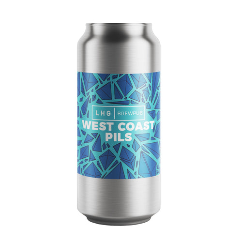 West Coast Pils Full Case 5.0%