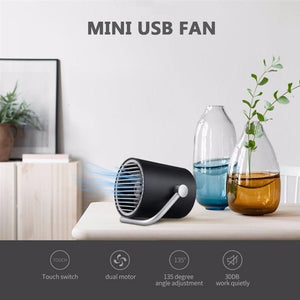 USB powered Desktop Fan