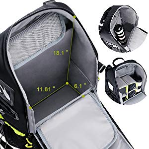 Sick FPV Backpack- Endurax Extra Large Camera DSLR/SLR Backpack for Outdoor Hiking Trekking with 15.6 Laptop Compartment