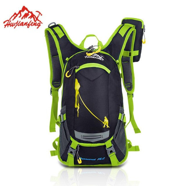 Brand Waterproof Nylon Backpack Bag Rucksack Mountaineering Bag Men's Travel Bags Backpack 6 color F2#W21