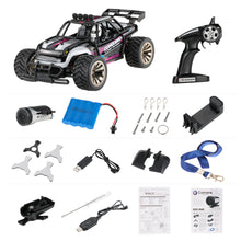 Load image into Gallery viewer, SUBOTECH BG1516 1/16 2.4G 720P HD Camera Wifi FPV RC Buggy Car