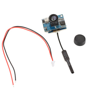 Light Video Forensics Camera Photographic Accessories Integrated Black Photograph Endoscopic FPV Integrated Camera