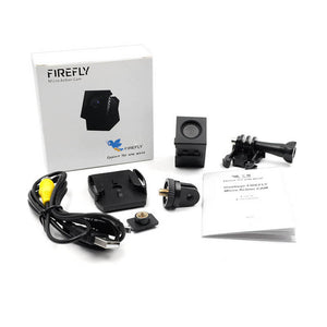 Hawkeye Firefly Micro Action Cam 1080P Mini FPV Recording Camera for 90 100 F3N9