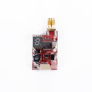 TS5828L Mini 5.8G 600mW 40-Channel Digital Display FPV Image Transmission