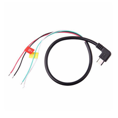 SJCAM Original Accessories Micro USB to AV FPV Output Cable for SJ4000 Camera
