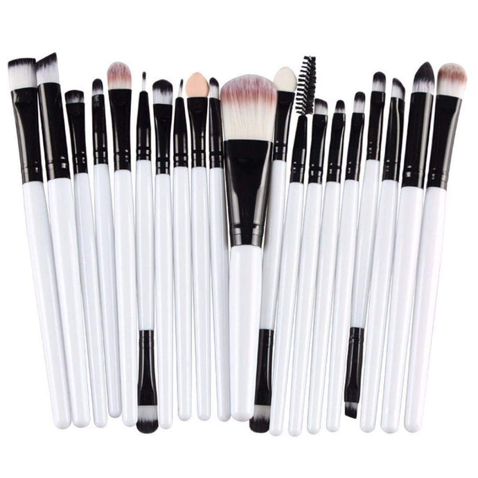 20pcs Makeup Brush Set tools Make-up Toiletry Kit Make Up Brush Set Stylish