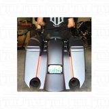 TOL Aggressor bags and fender kit 2014 and newer models