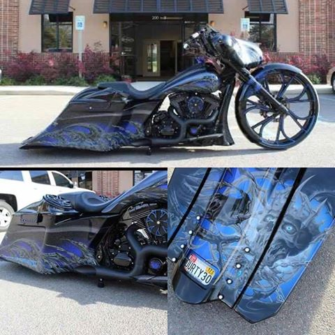 comp killer tol designs bagger extended stretched bags