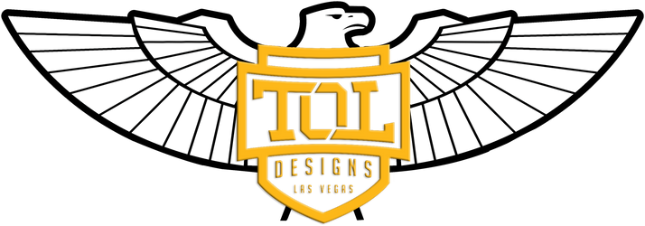 TOL Designs Eagle Logo Design