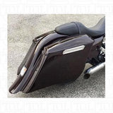 Hooligan Bags and Fender kit Tol products for harley touring