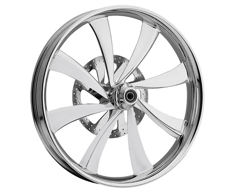 Image of 23-inch Custom Motorcycle Wheels - Ardent 2D Wheels | TOL Designs