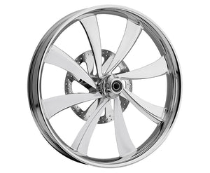26-inch Custom Motorcycle Wheels - Ardent 2D Wheels | TOL Designs