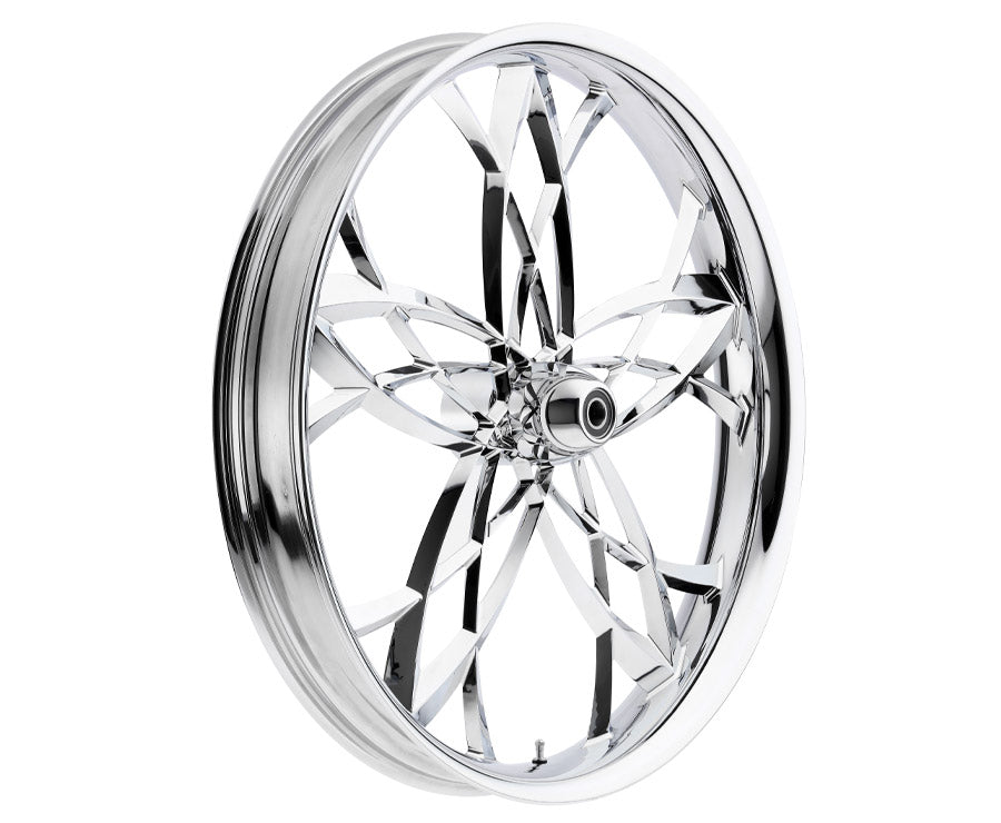 Asturi Wheels Big Bagger Wheels by TOL Designs - Forged Motorcycle Wheel