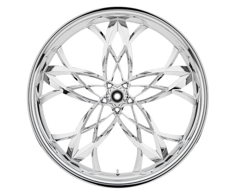 Image of 16-inch Custom Motorcycle Wheels - Asturi 2D Wheels | TOL Designs