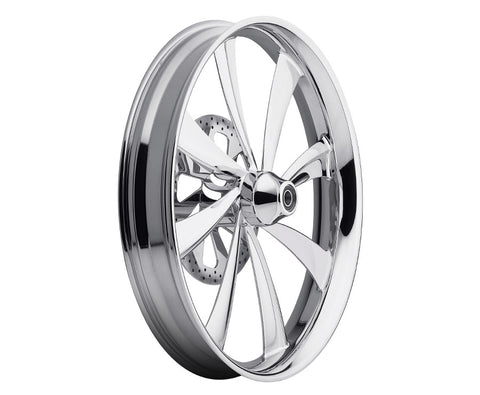 Image of Big Bagger Wheels by TOL Designs - Forged Ardent Motorcycle Wheel