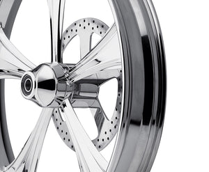 Custom Motorcycle 18inch Brake Rotor | TOL Designs