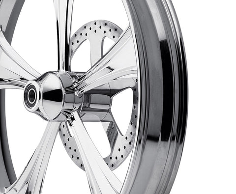 Image of Custom Motorcycle 18inch Brake Rotor | TOL Designs