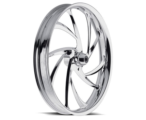 Image of Digger Wheels Big Bagger Wheels by TOL Designs - Forged Motorcycle Wheel