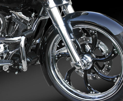 Image of Custom Motorcycle Front Fender - Harley Parts | TOL Designs