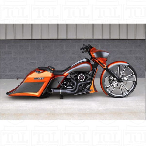 Image of Competition Killer Bags and Fender Kit - Bags and Fender