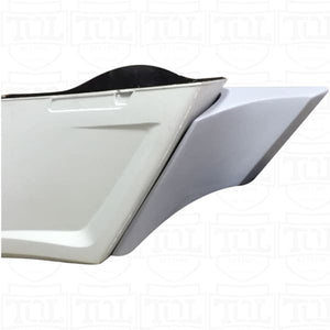 Push In Side Covers for 2009 2010 2011 2012 2013 Harley Touring Motorcycles TOL Designs Pop On Side Panels
