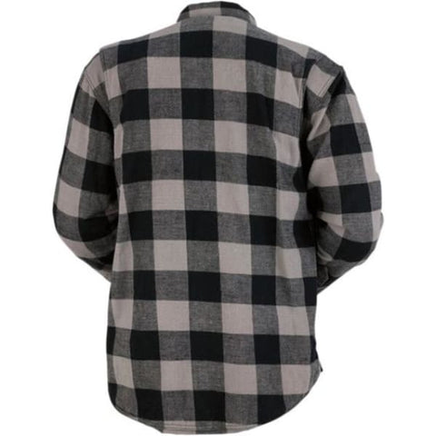 Image of Mens Flannel Shirt - Mens Apparel