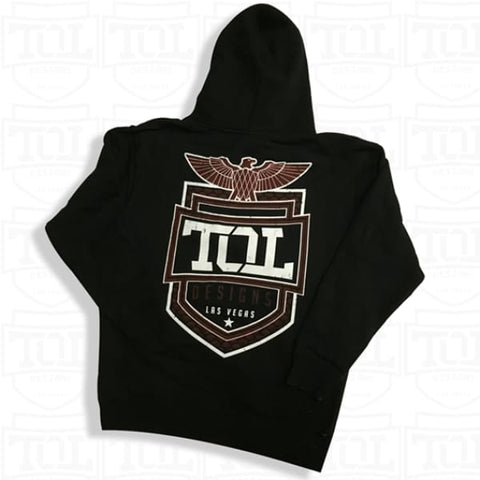 Image of Mens Pullover Hoodie - Mens Apparel