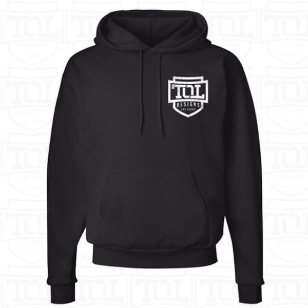 Womens Pullover Hoodie - Womens Apparel
