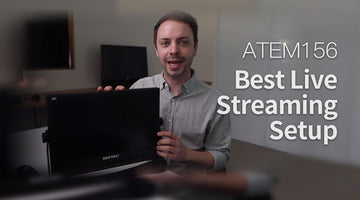 SEETEC ATEM156 Best Live Streaming Setup Review-15.6