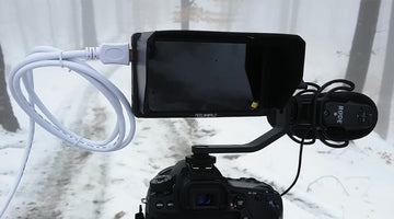 The Tool that will improve your photography and videos: the Feelworld 5'' external monitor