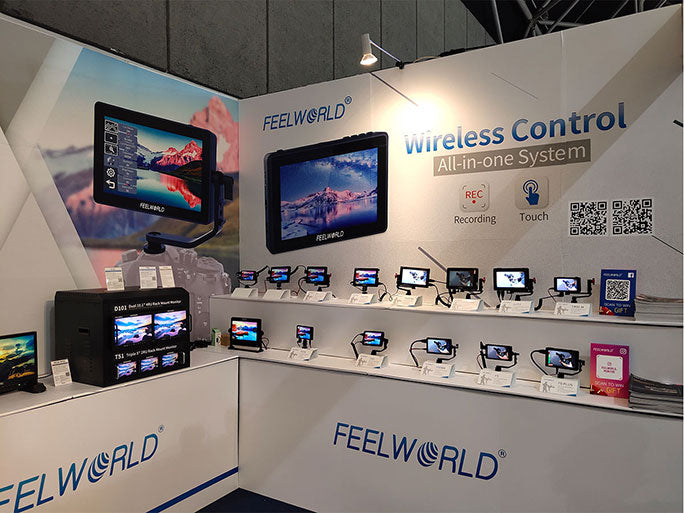 FEELWORLD kameras DSLR monitors