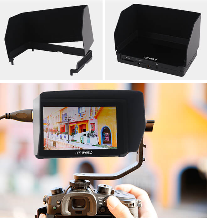 camera monitor canon