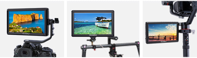 portable monitor for camera