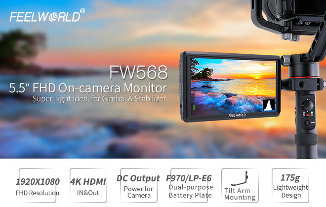 canon field monitor