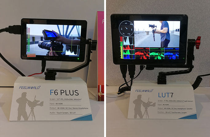 3d lut monitor touchscreen