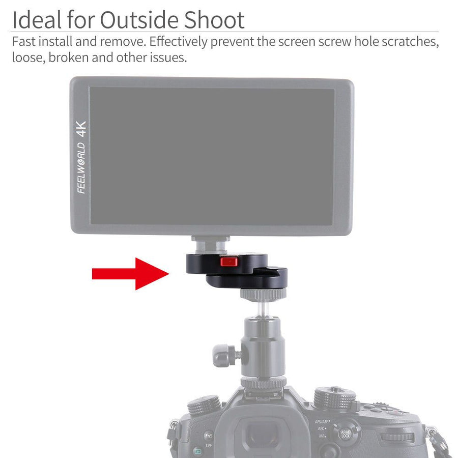Outside Shoot quick release plate