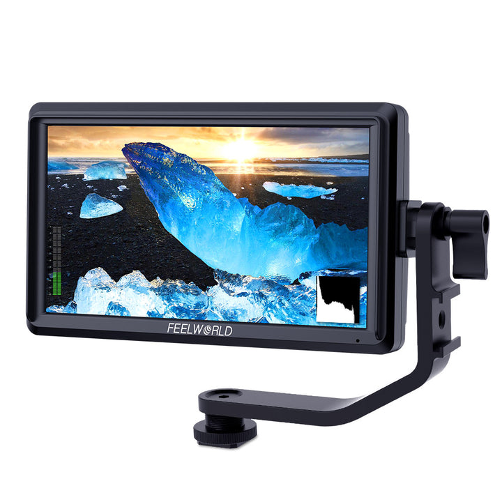 feelworld s55 5.5 inch small field monitor full HD