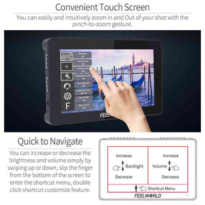dslr touch screen monitor