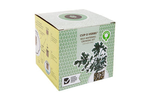 CUP O HERBS™ Herb Growing Kit - Basil