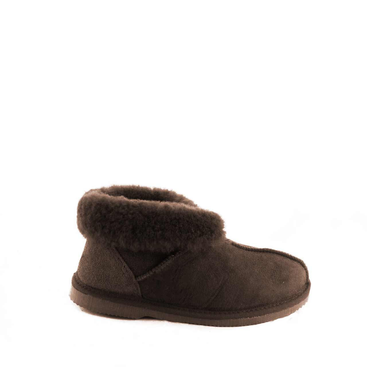 93b56b8185a5 Prince Sheepskin Slippers - Mens