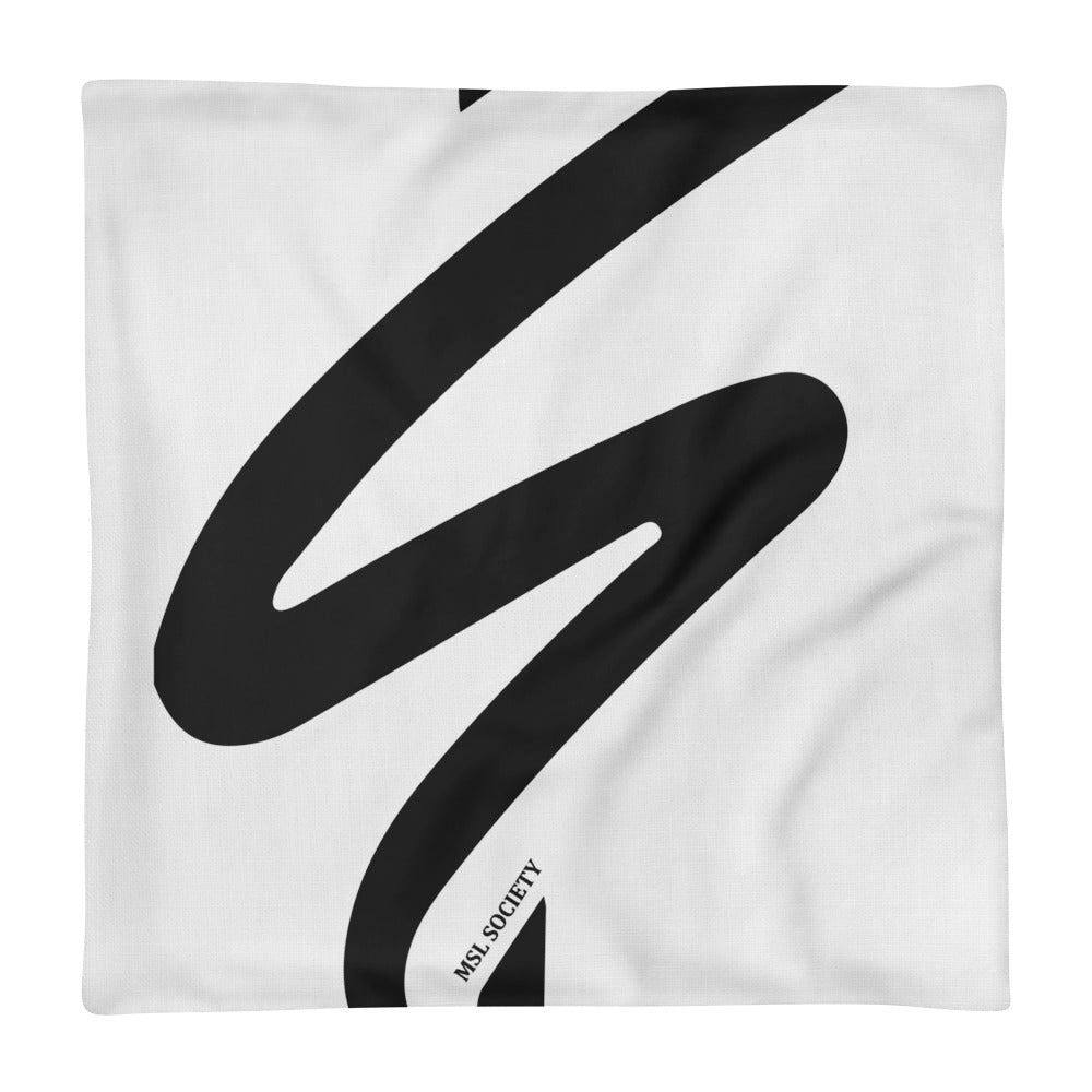 Premium Pillow Case only - MSL Society Store