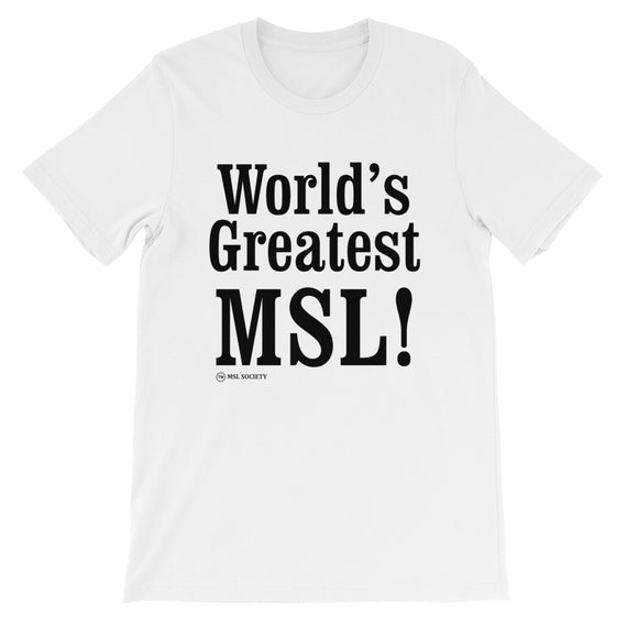 Short-Sleeve Unisex T-Shirt - MSL Society Store