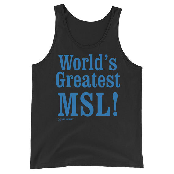 Unisex  Tank Top - MSL Society Store