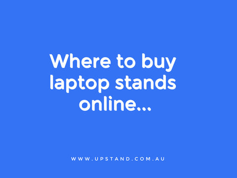 Where to buy laptop stands online